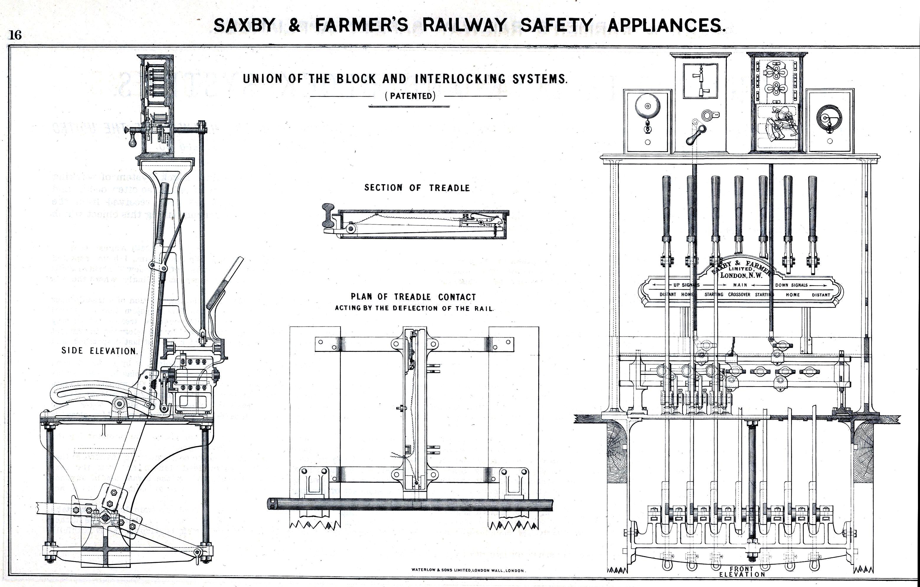 saxby  u0026 farmer